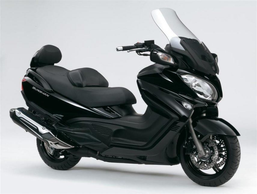 Moto del día: Suzuki Burgman 650 (2013)