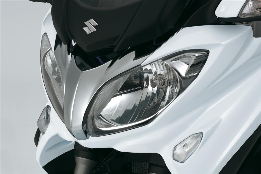 Suzuki Burgman 650 6