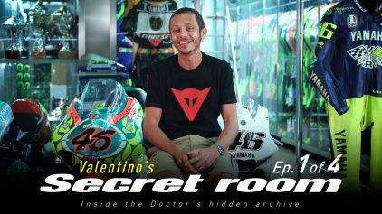 Valentino Rossi - The Secret Room
