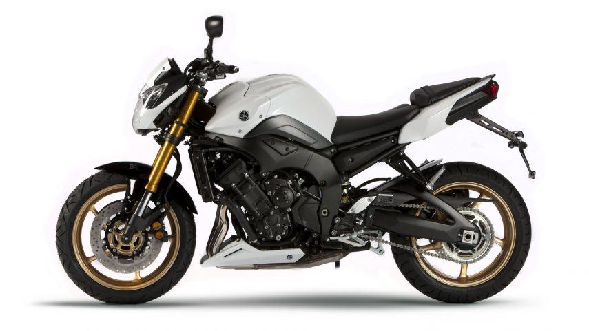 Moto del día: Yamaha FZ8 y Fazer 8
