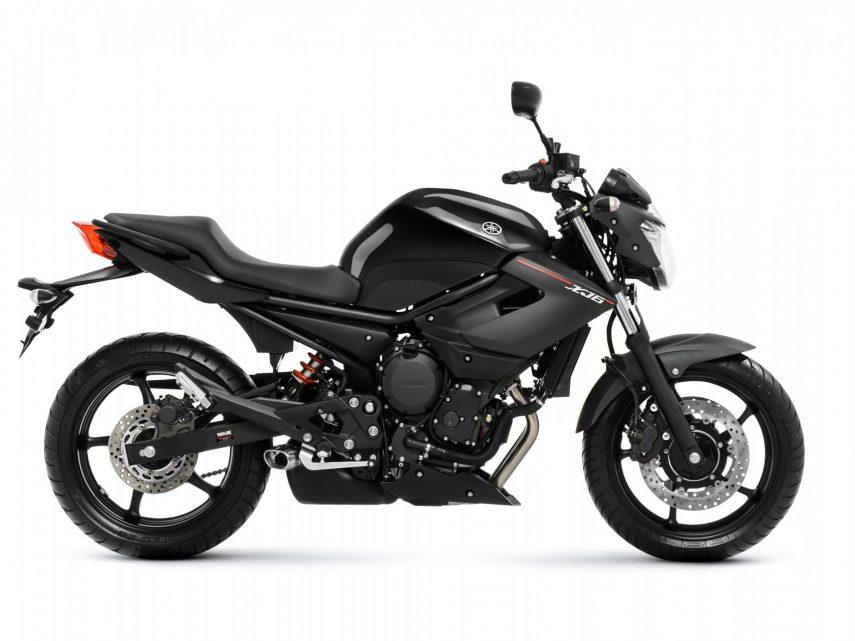 Yamaha XJ 6 10