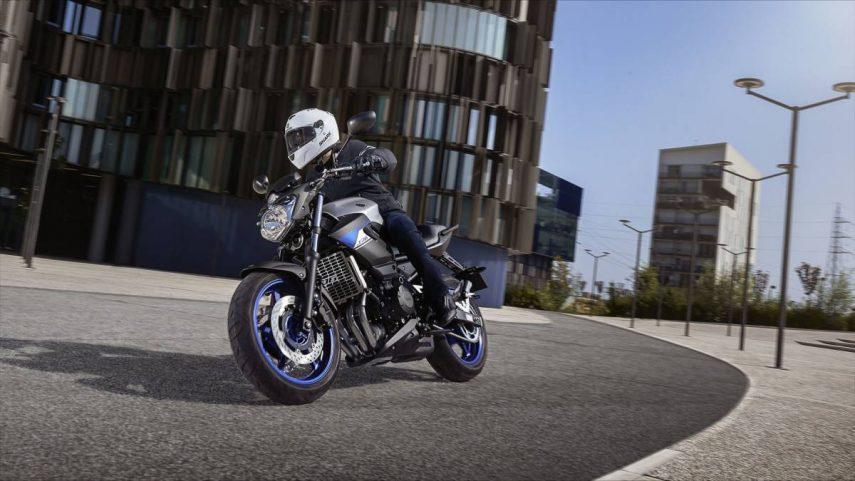 Yamaha XJ 6 2