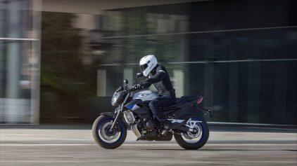 Yamaha XJ 6 3