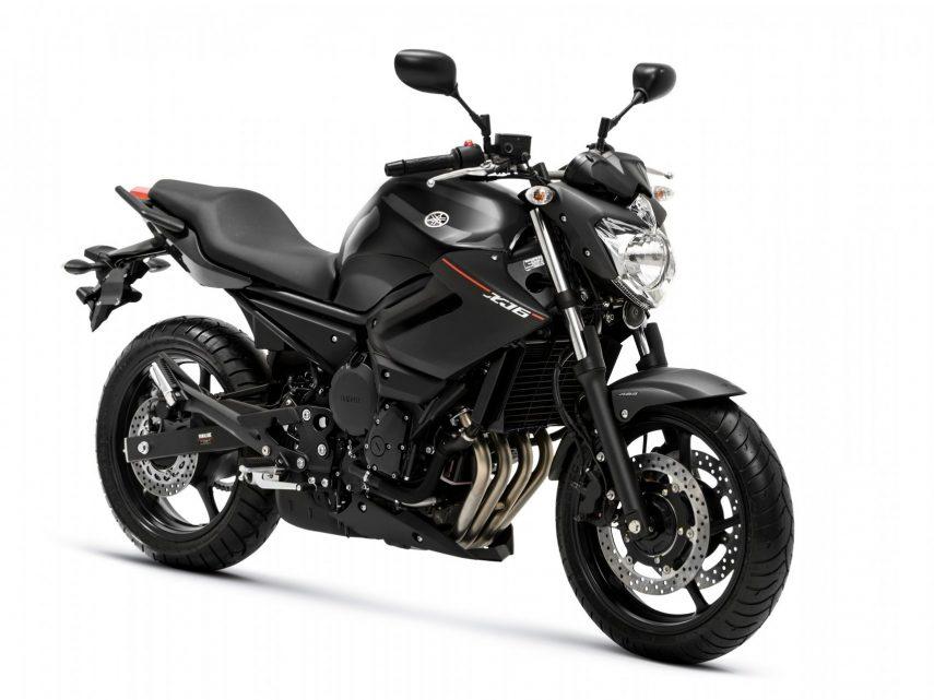 Moto del día: Yamaha XJ6