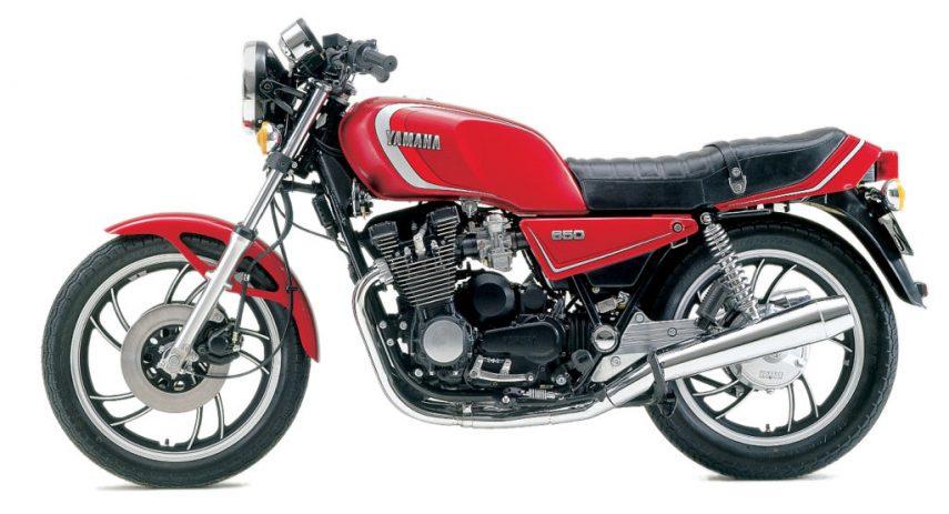 Yamaha XJ 650 1