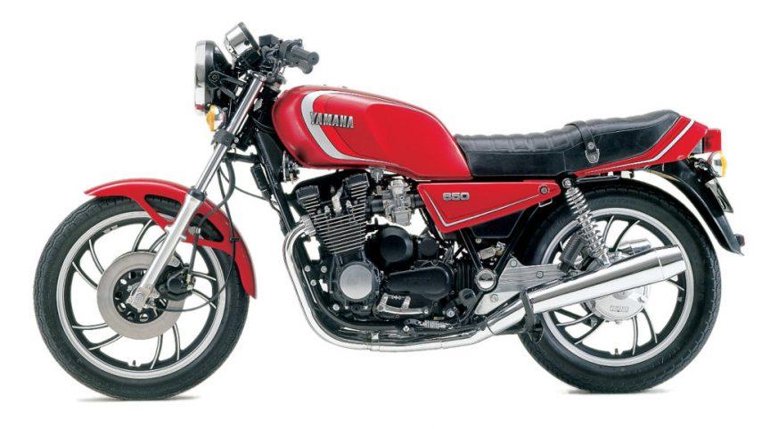 Moto del día: Yamaha XJ 650