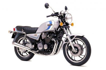 Yamaha XJ 650 2