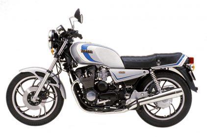 Yamaha XJ 650 3