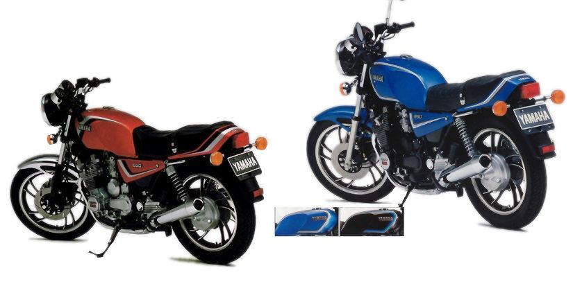 Yamaha XJ 650 5