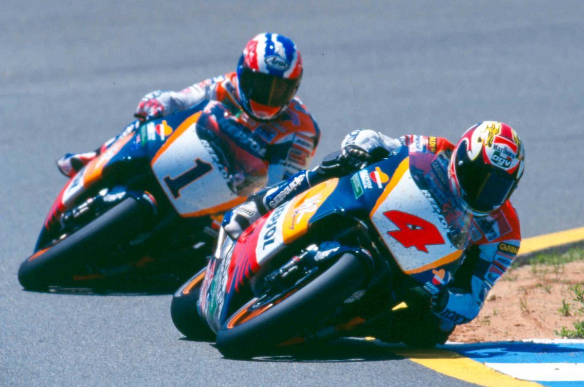 MotoGP te invita a ver gratis las diez mejores carreras de la historia