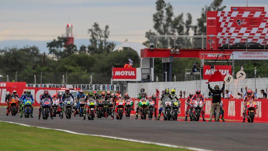 Aplazado también el Gran Premio de Argentina de MotoGP 2020