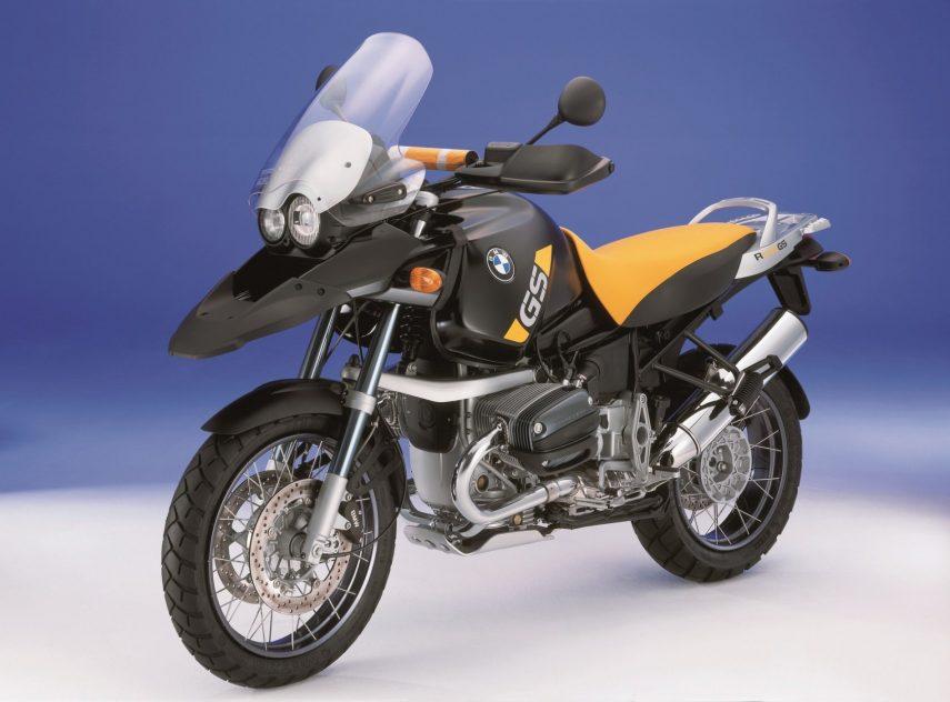 BMW R 1150 GS Adventure 2