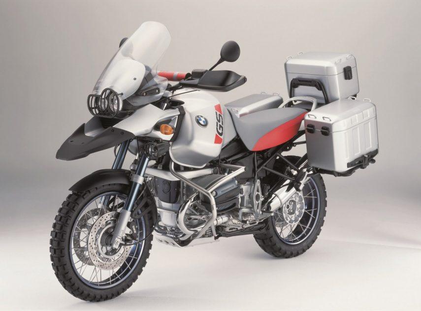 Moto del día: BMW R 1150 GS Adventure