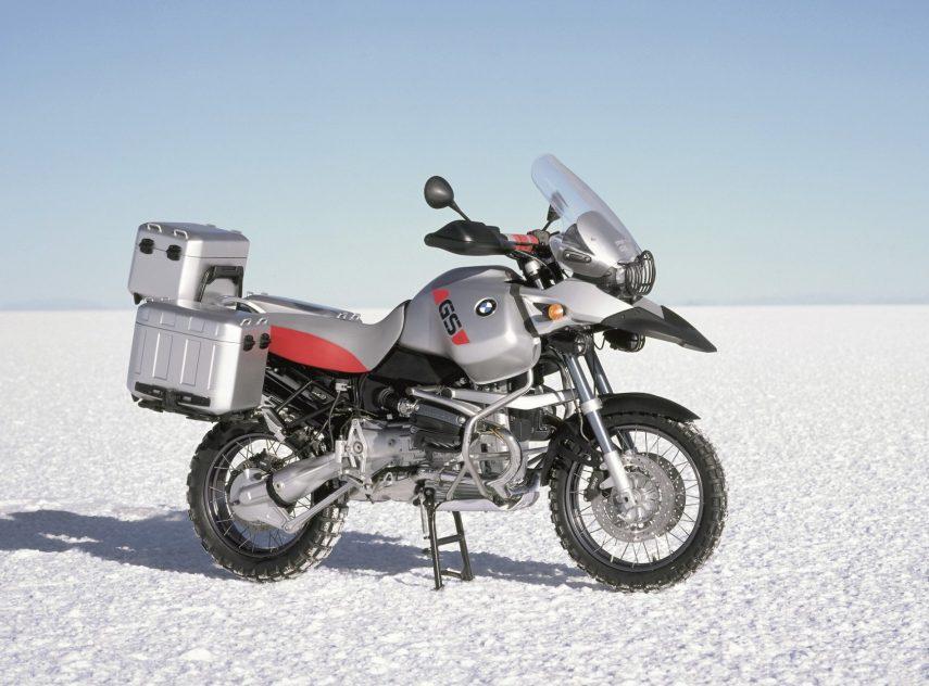 BMW R 1150 GS Adventure 5