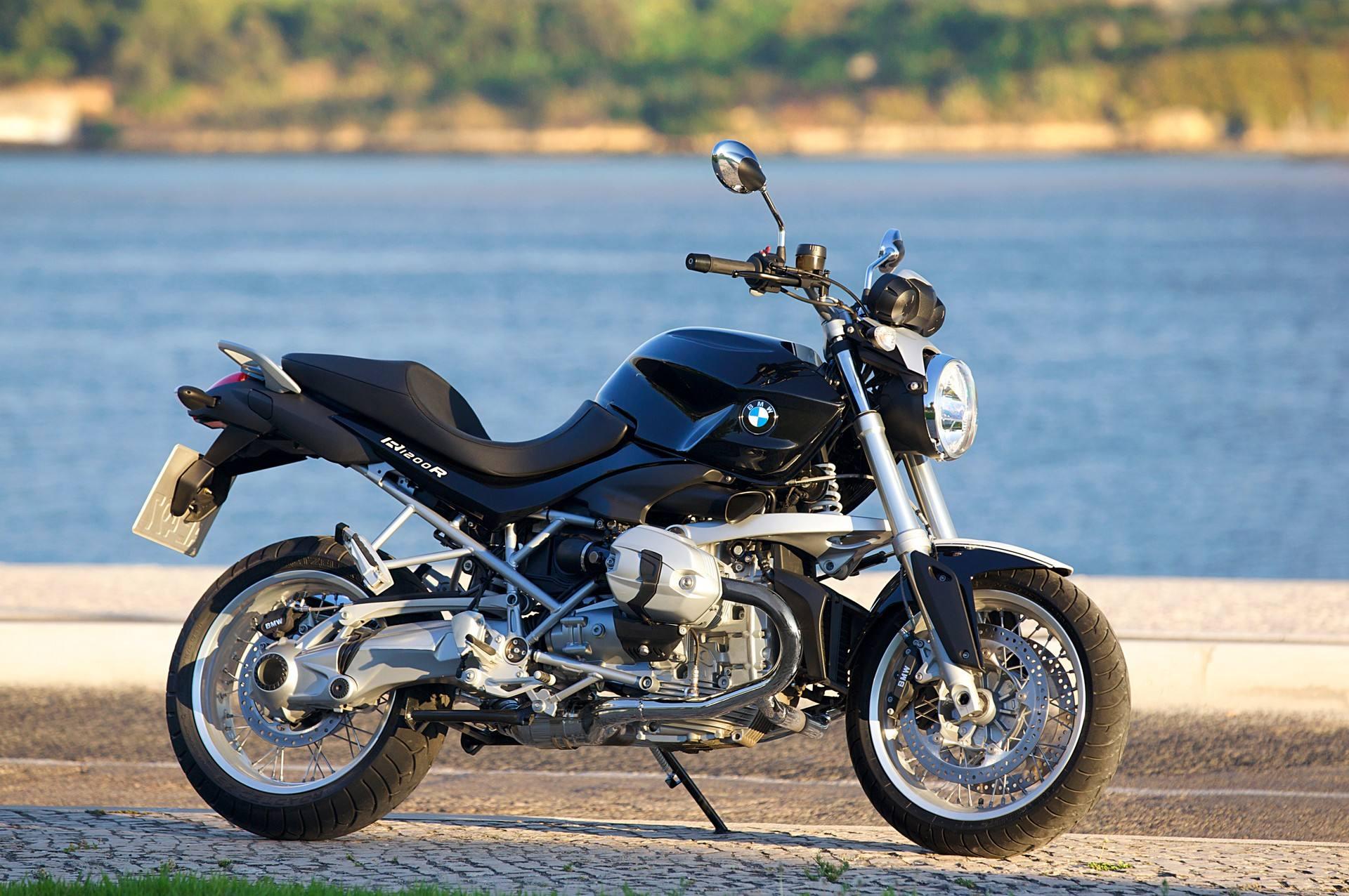 Moto del día: BMW R 1200 R