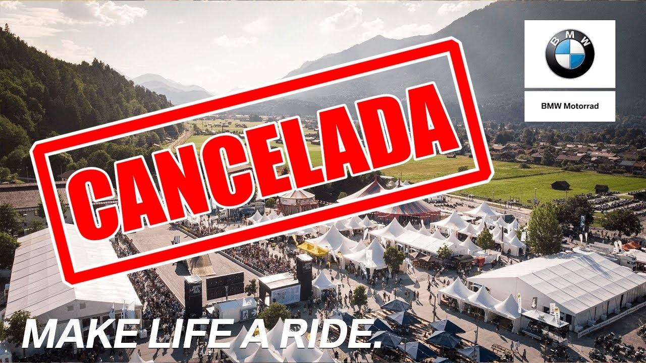 Se cancela el BMW Motorrad Days 2020 en Garmisch