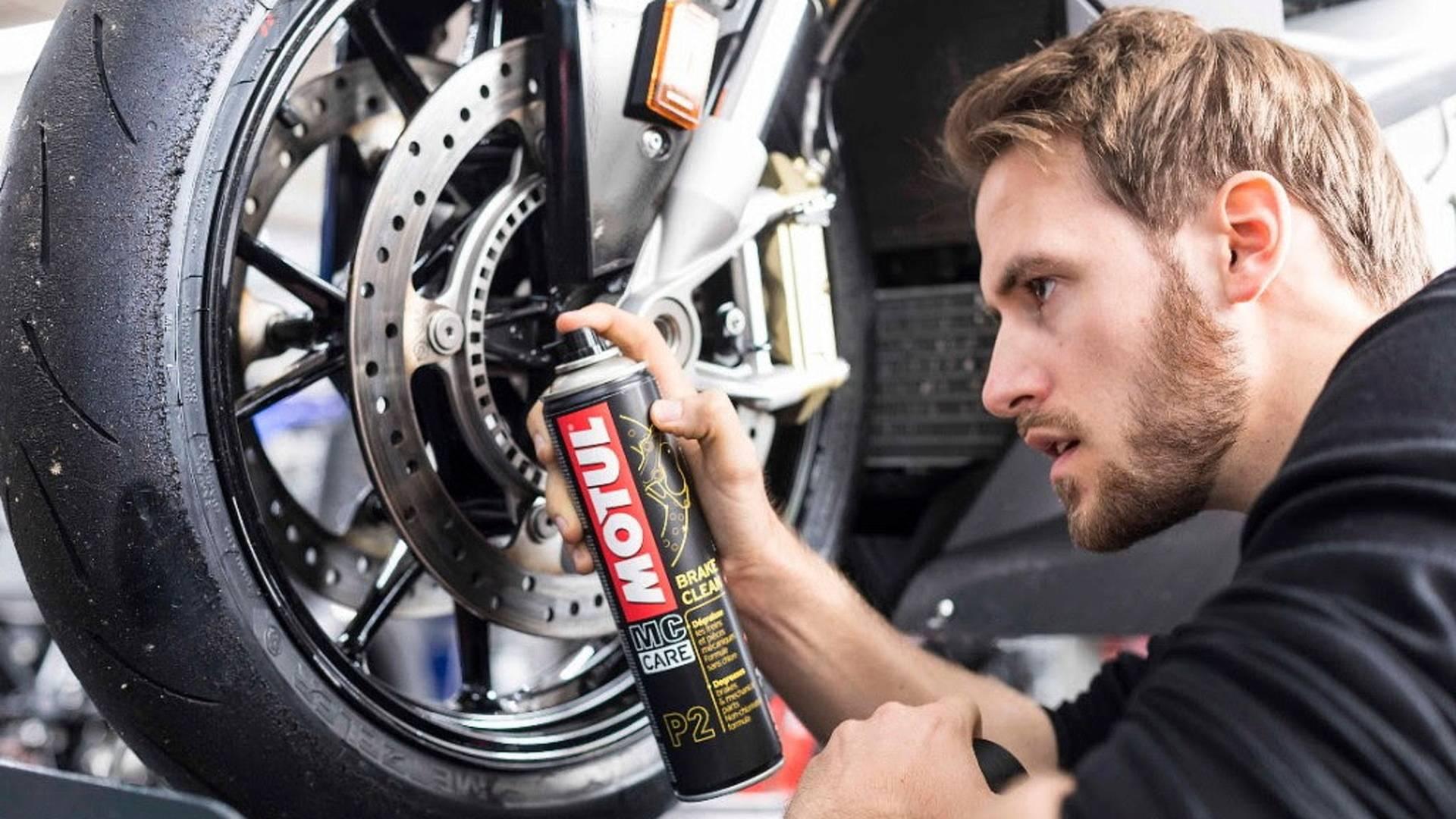 consejos de mantenimientoMantenimiento básico de la moto