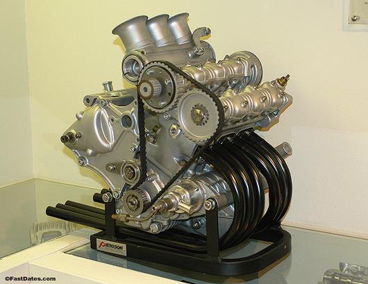 Ducati 350 Engine