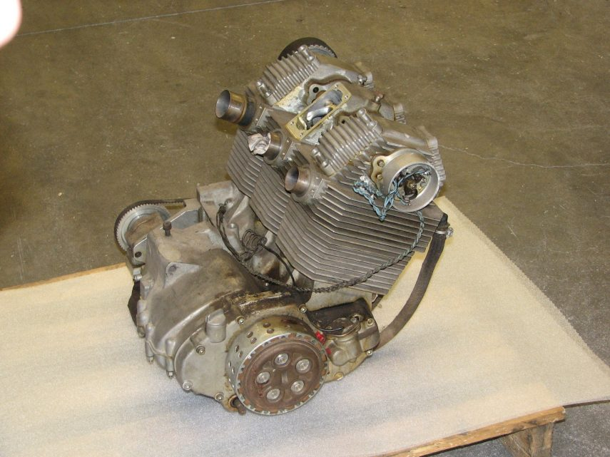 Ducati 3 Cylinder 1975