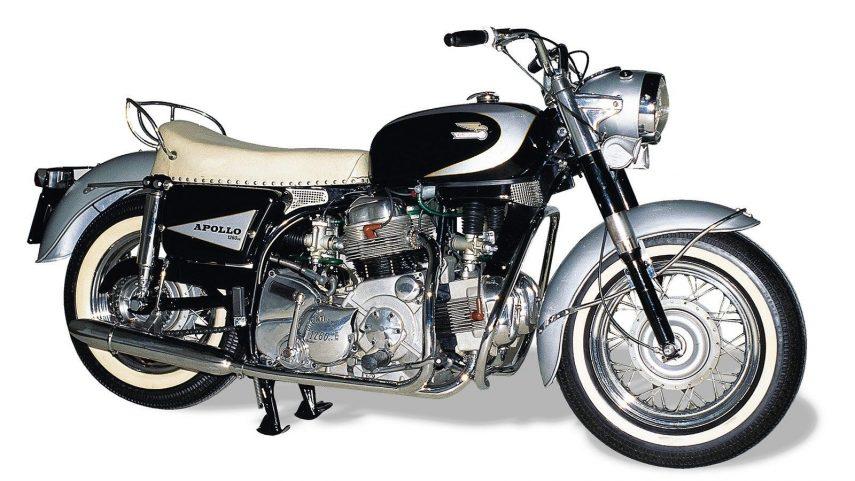 Moto del día: Ducati Apollo