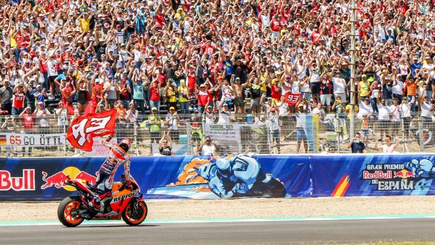 Aplazado el Gran Premio de Jerez de MotoGP 2020