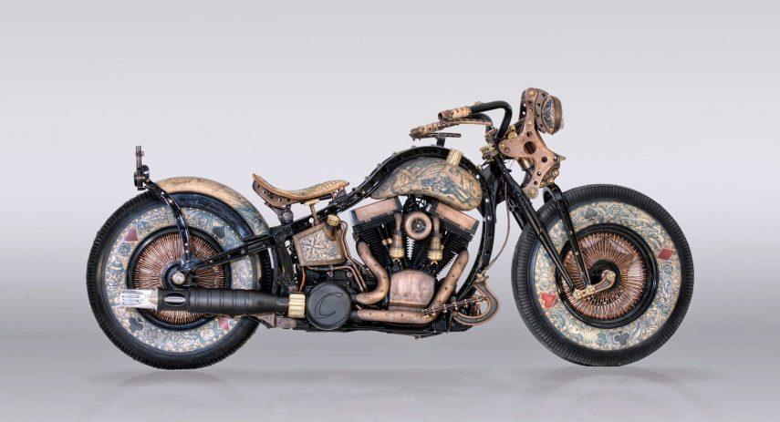 Harley Davidson The Recidivist (1)