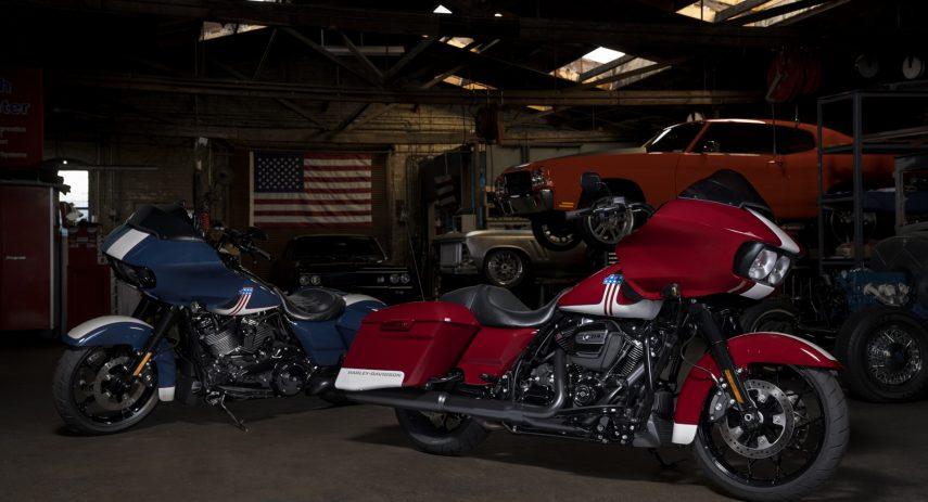 Harley Davidson Road Glide Special bitono