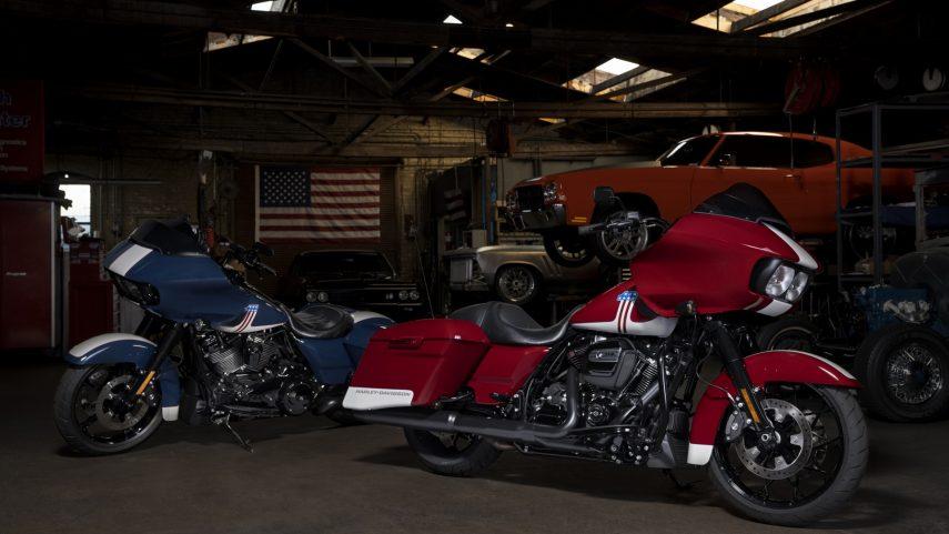 Harley-Davidson Road Glide Special, 750 unidades en pintura bitono