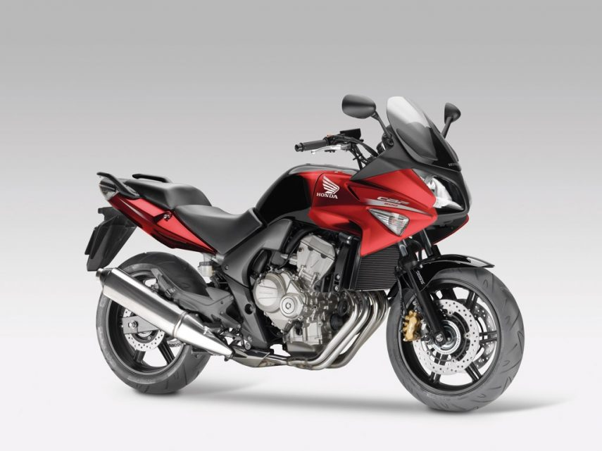 Moto del día: Honda CBF 600 S