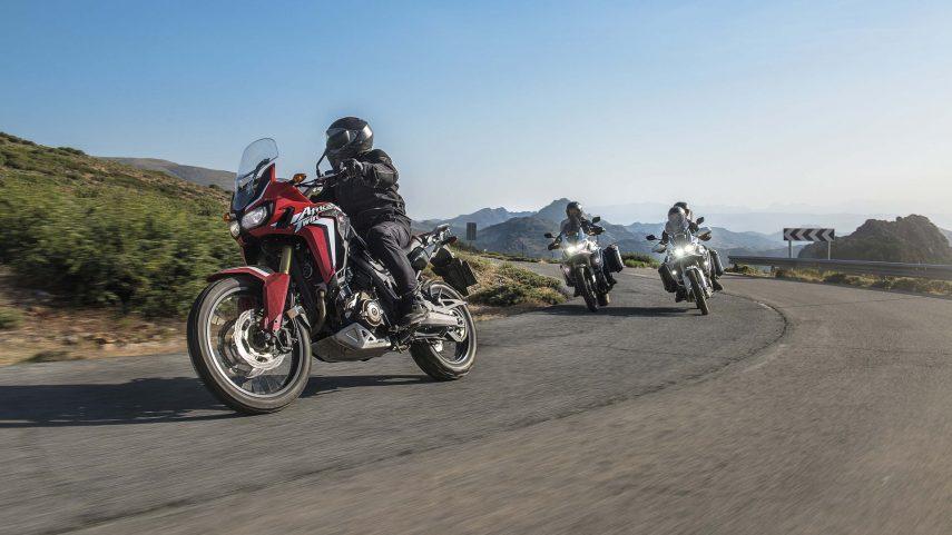 Moto del día: Honda CRF 1000 L Africa Twin