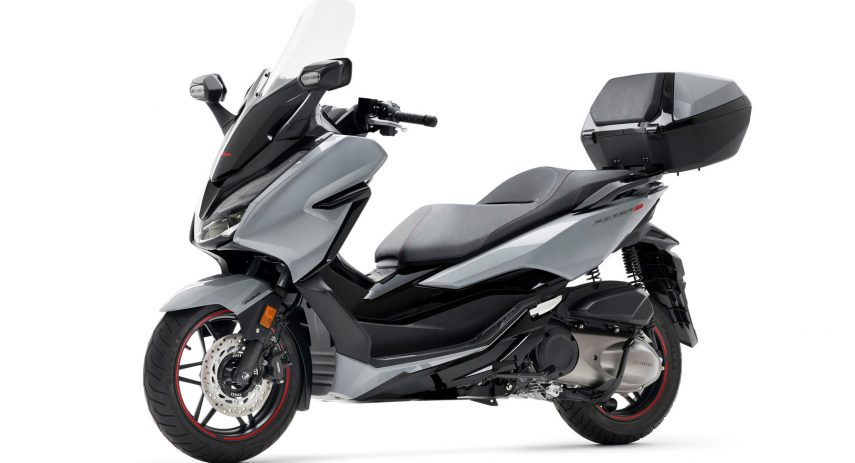 Honda Forza 300 Deluxe Limited Edition 2020 02