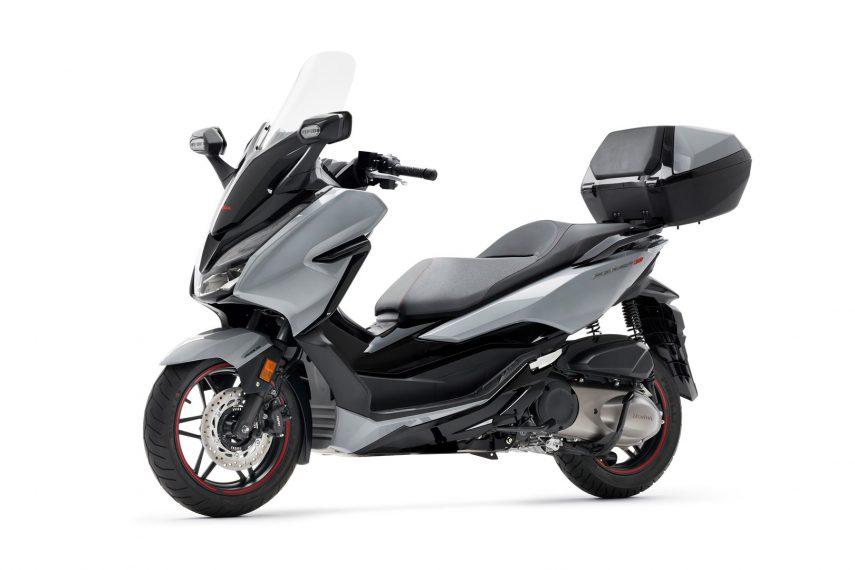 Honda saca una edición limitada para su Forza 300