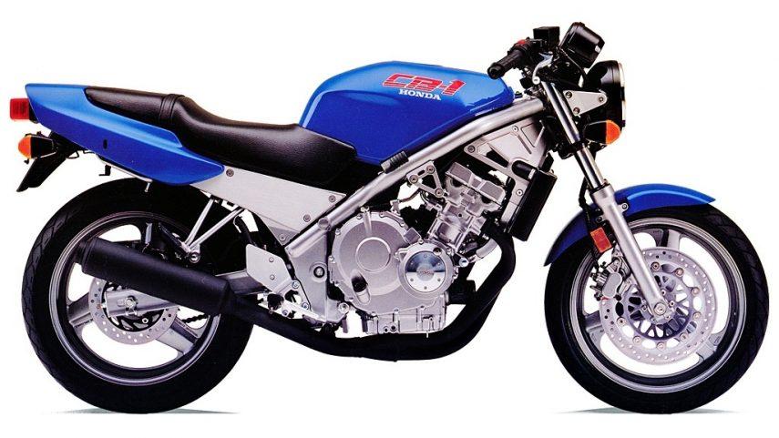 Moto del día: Honda CB-1 400 (NC27)