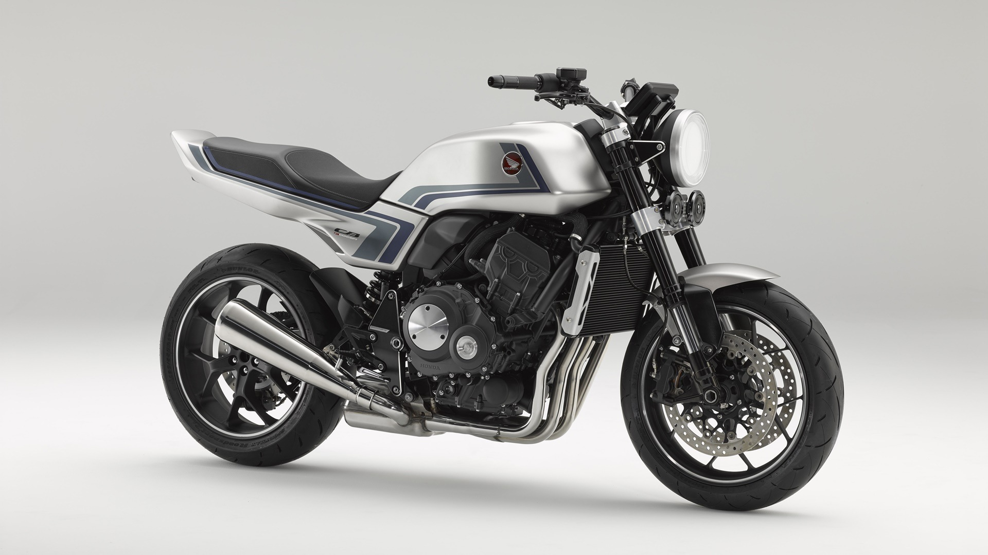 Honda CB-F Concept, el homenaje a la CB 900 F