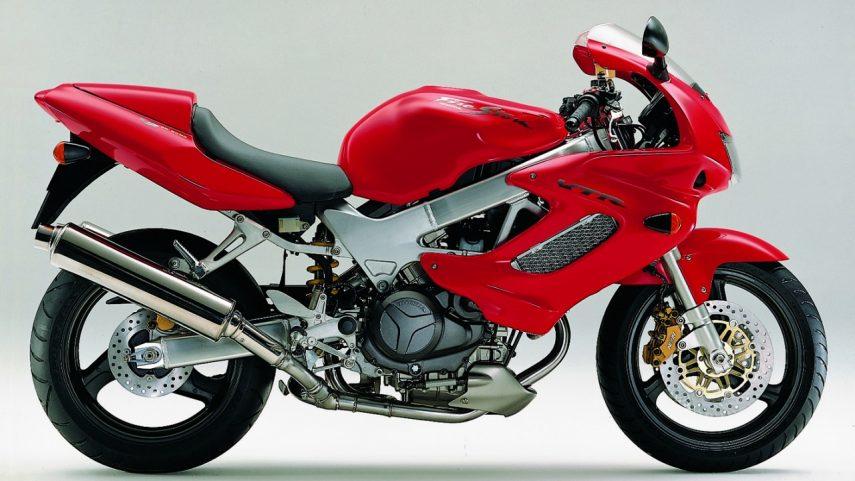 Moto del día: Honda VTR 1000 F Firestorm