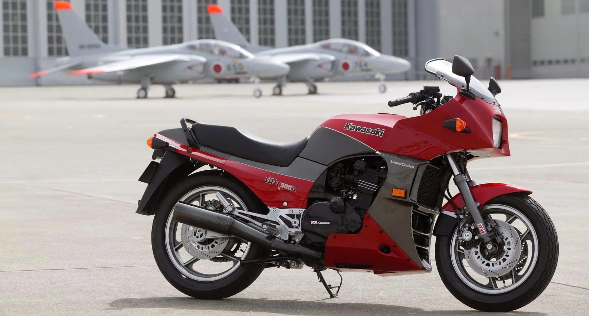 Moto del día: Kawasaki GPZ 900 R (1984)