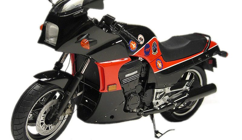 Kawasaki GPZ 900 R 3