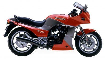 Kawasaki GPZ 900 R 4