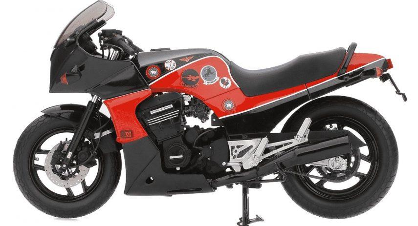 Kawasaki GPZ 900 R 5