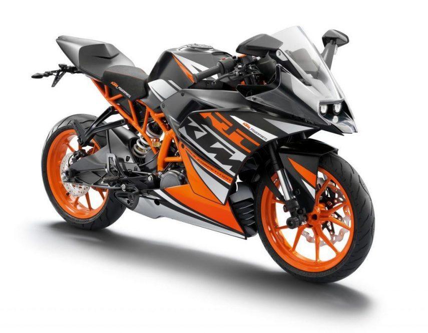 Moto del día: KTM RC 125 (2014) | espíritu RACER moto