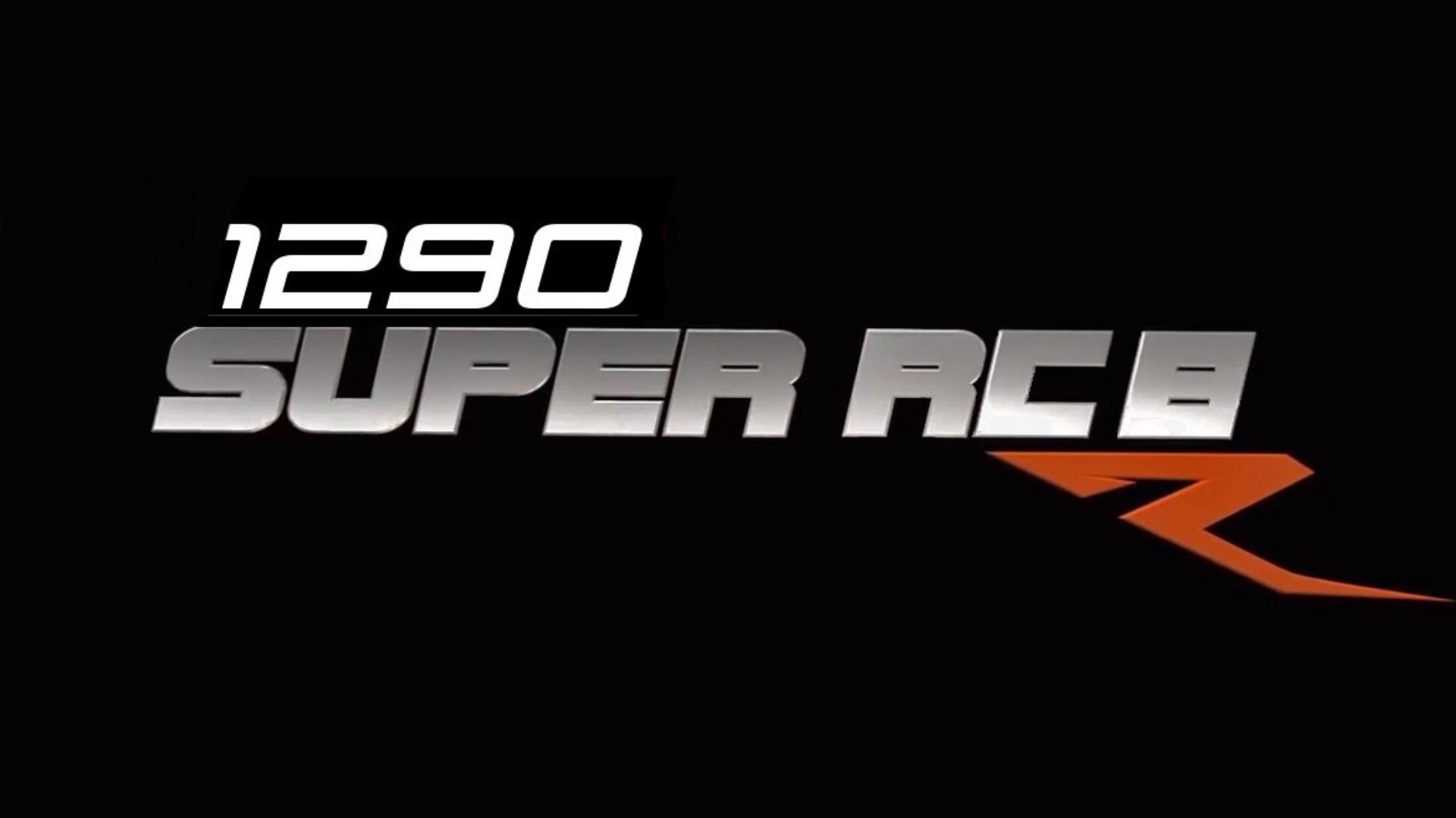 KTM RC 1290, una RC8 con motor de Super Duke R a medida