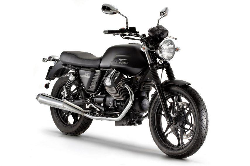 Moto del día: Moto Guzzi V7 (2008)
