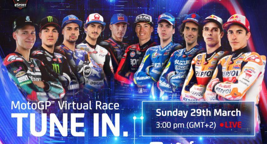MotoGP carrera online