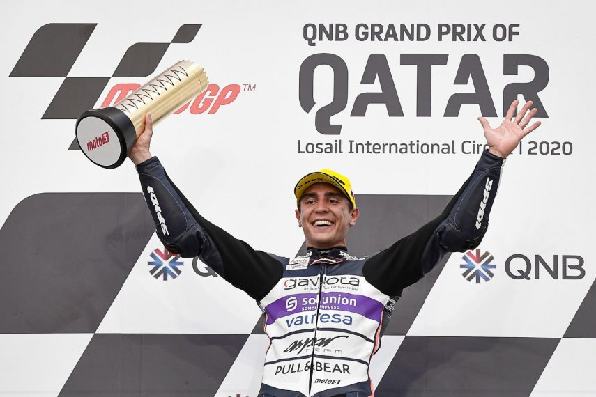 Albert Arenas y Tetsuta Nagashima ganan en Qatar