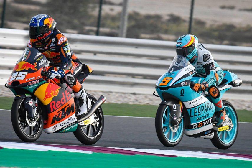 MotoGP Qatar 2020 2