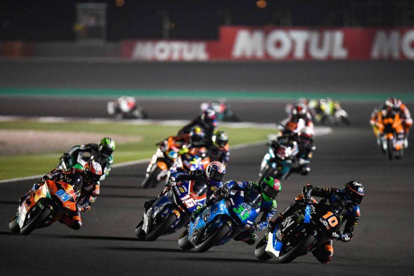 MotoGP Qatar 2020 3