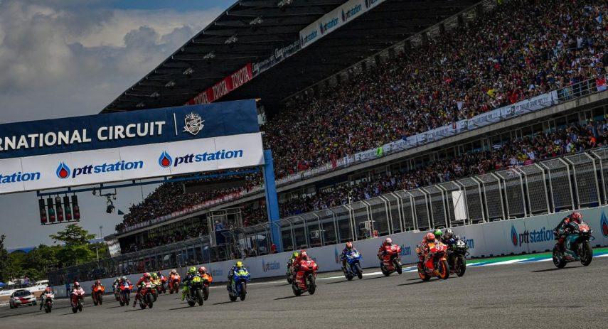 MotoGP Tailandia 2020