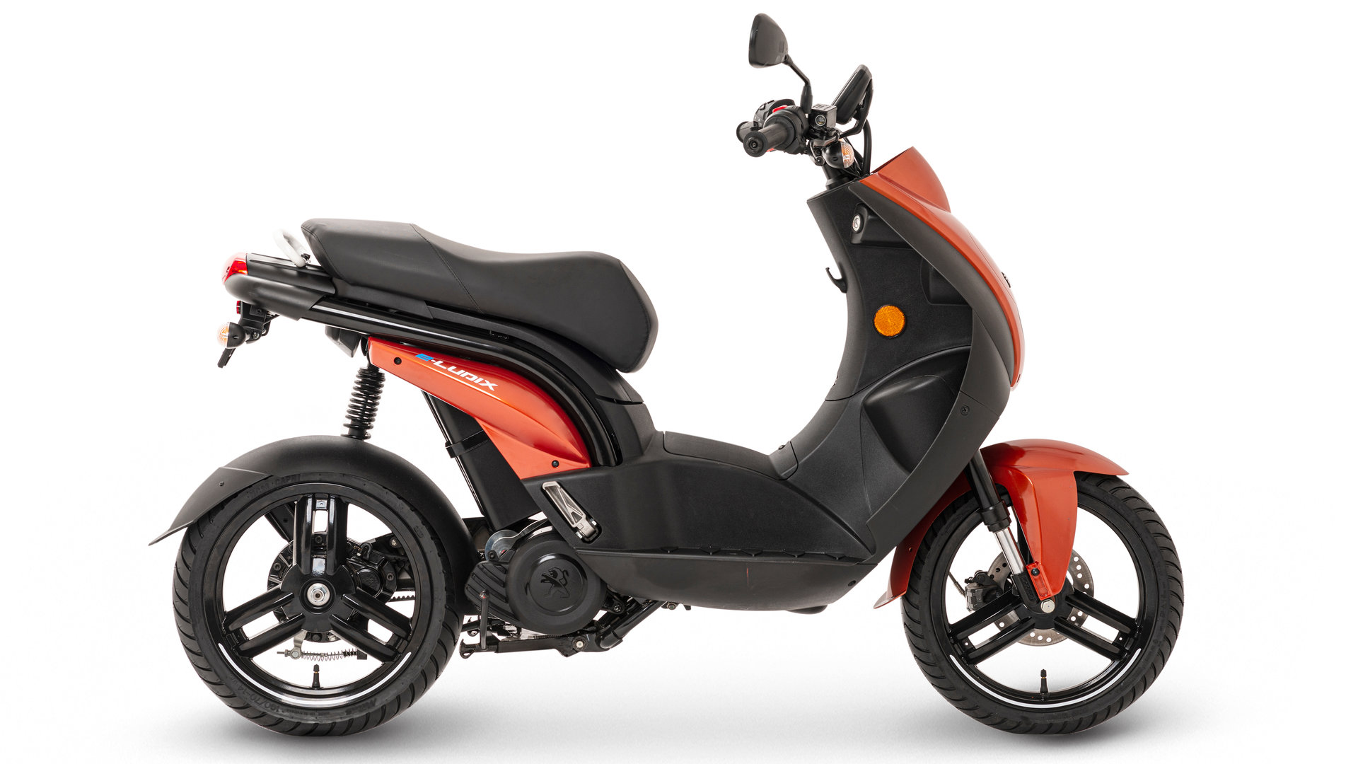 Peugeot e-Ludix, ¿una alternativa realista al típico ciclomotor gasolina?