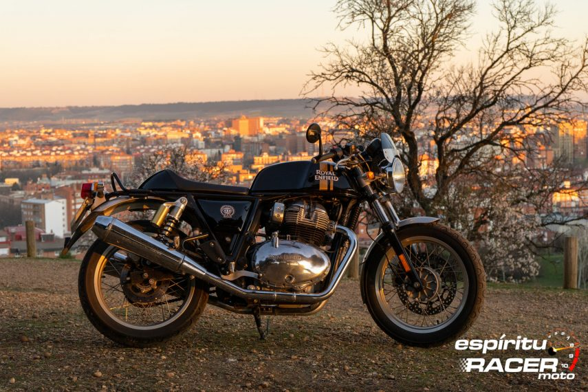Royal Enfield Continental GT 650 54
