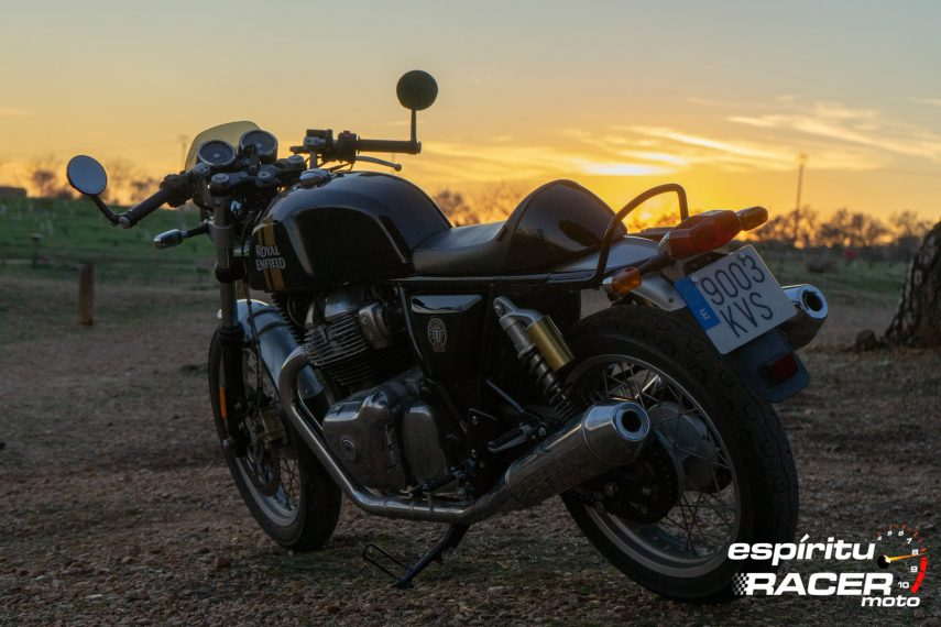 Royal Enfield Continental GT 650 63